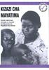 Kizazi cha Mayatima